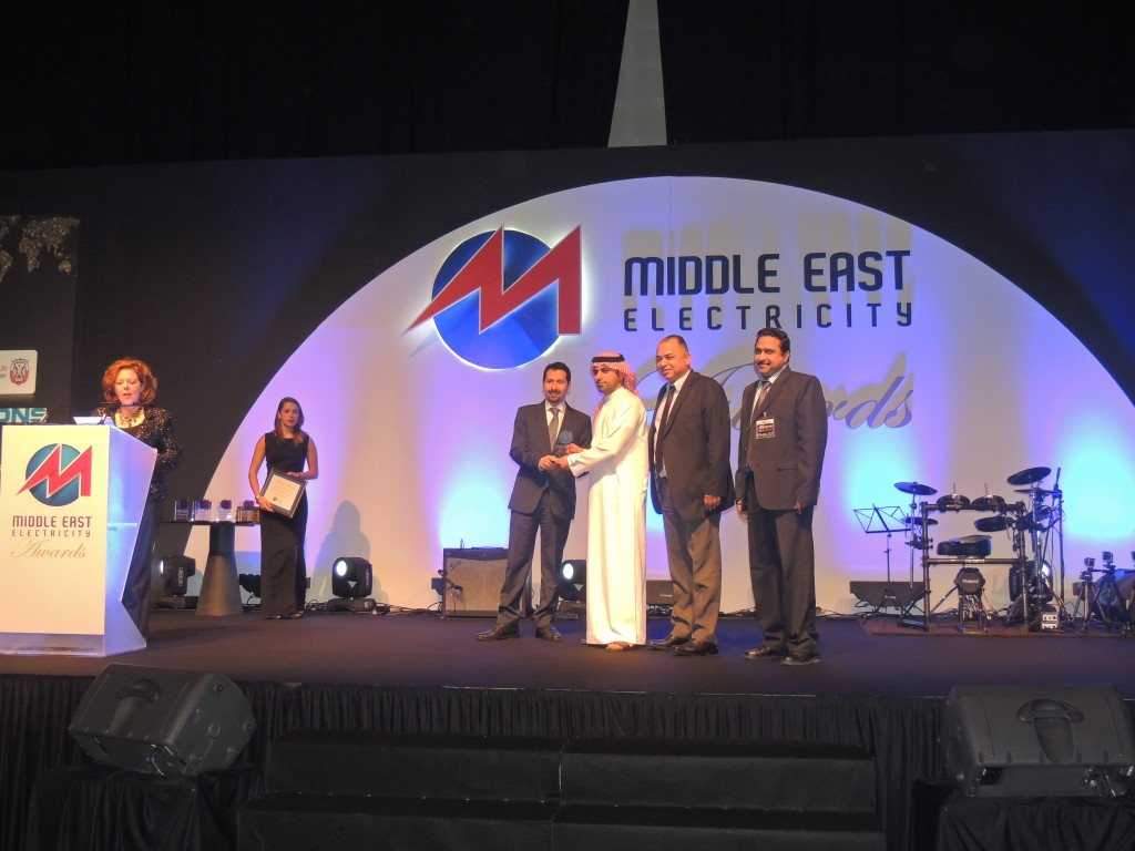 Middle East Electricity 2014 Fuarına Katılan Firmalar