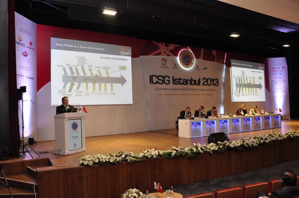 ICSG ISTANBUL 2014