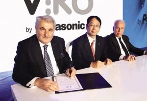 Panasonic&Viko-imza