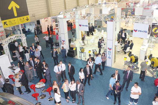 Asansör Fuarı Inelex 2014 Profesyonelleri İzmir'de Buluşturdu
