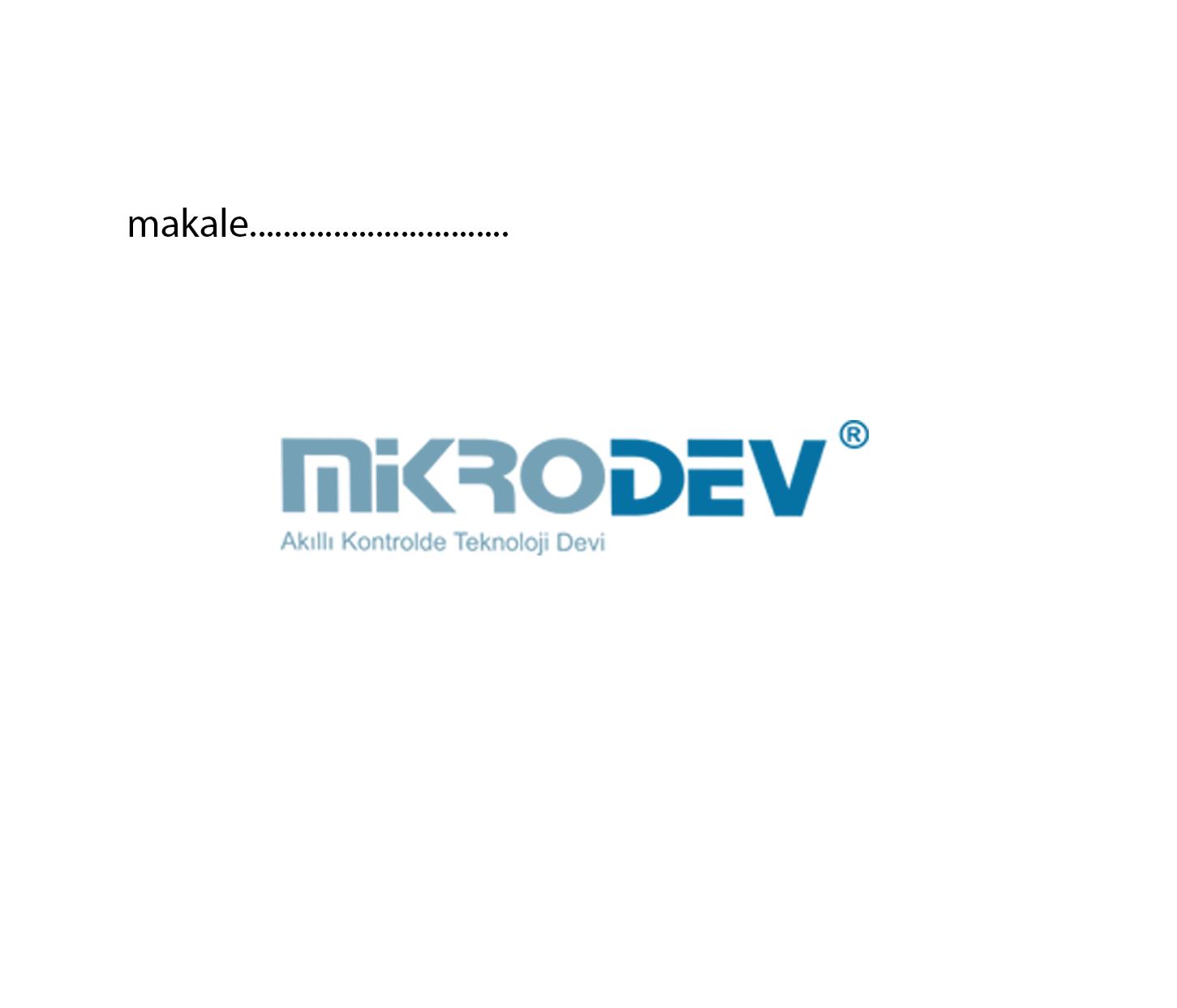 DEV-NET (DEVICE NETWORK) HABERLEŞME PROTOKOLÜ