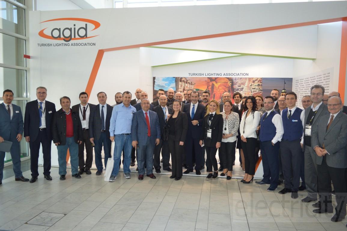 Light+building 2016 fuarına Katılan Türk Firmaları