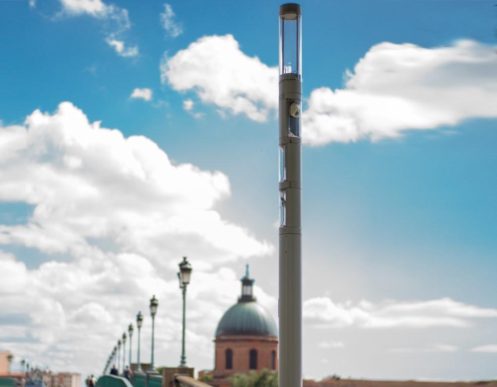 Toulouse, Schréder Shuffle ile ışıl ışıl