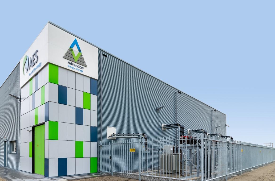 Eaton, AES'nin Advancion® Enerji Deposunu Avrupa, Orta Doğu ve Afrika'da Sunmaya Başladı