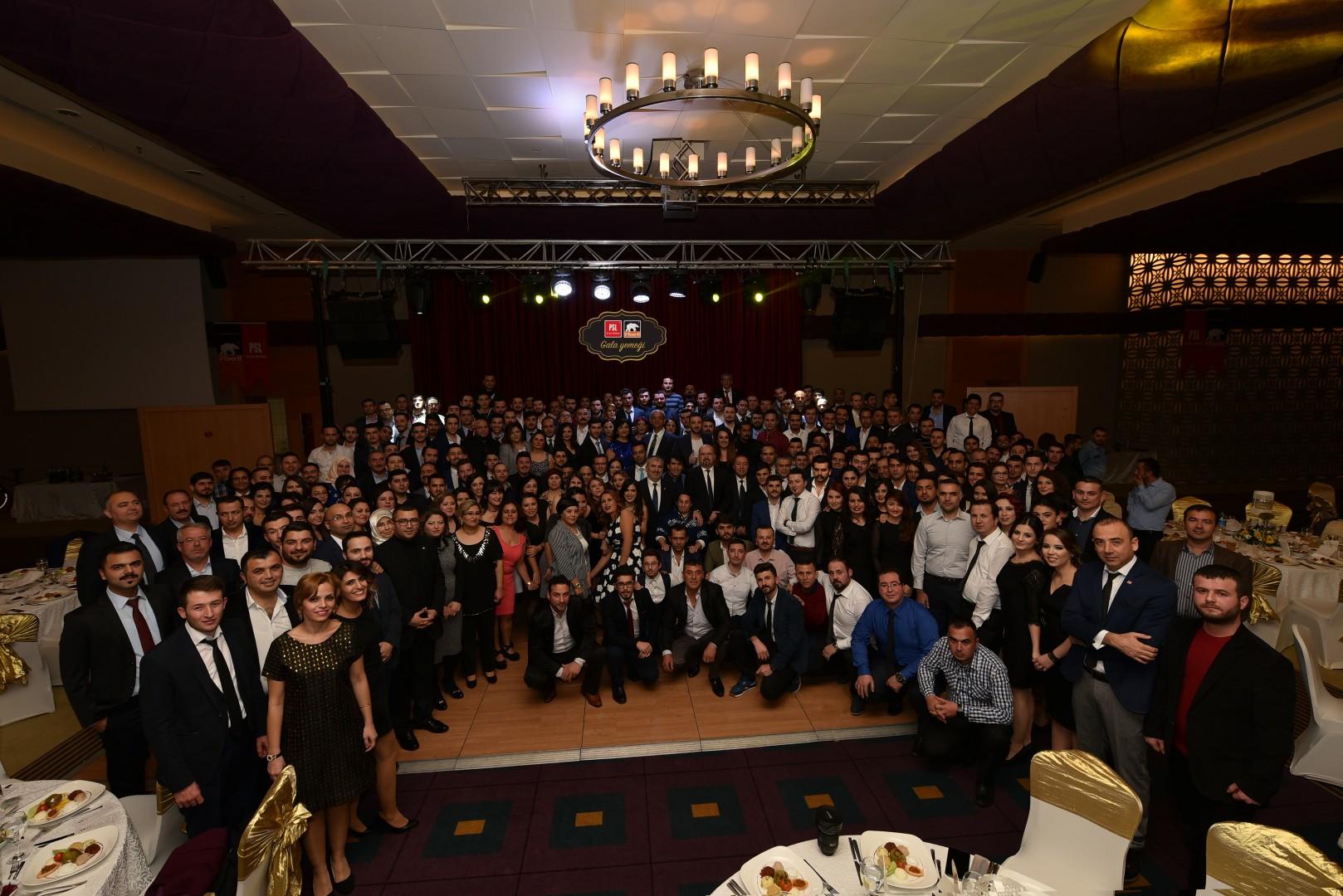 PSL Elektronik, 26. Yılını Kutladı