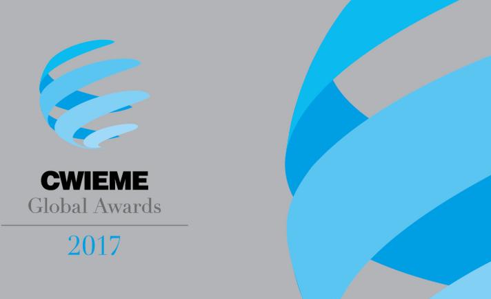 Önümüzdeki hafta CWIEME Global Ödülleri adaylığı kapanıyor!