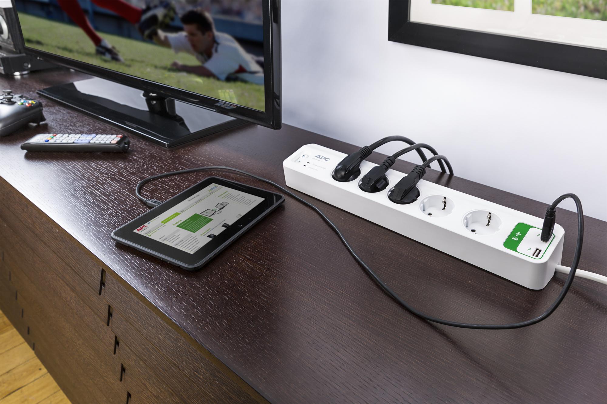 Schneider Electric Akım Korumalı Prizler, Hassas Elektronik Cihazlar için Kusursuz Koruma Sağlıyor