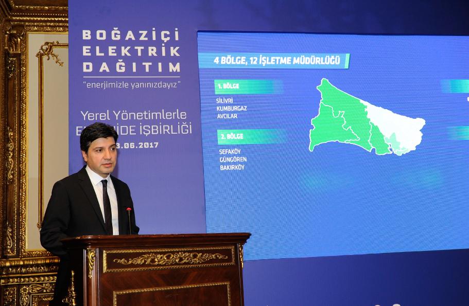 BEDAŞ'tan kesintisiz enerji için belediyelere özel 'Talep Takip' programı