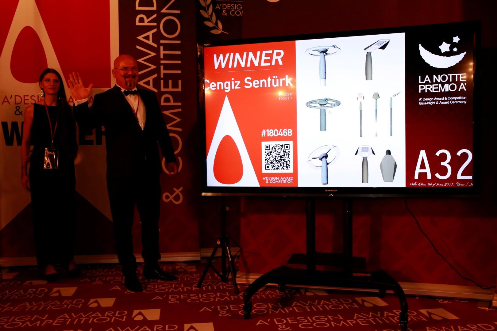 FİBERLİ'ye A'DESIGN tasarım ödülü!