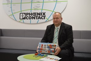 PHOENIX CONTACT Marketing and Product Manager Stephan Pollman 2 (Large)