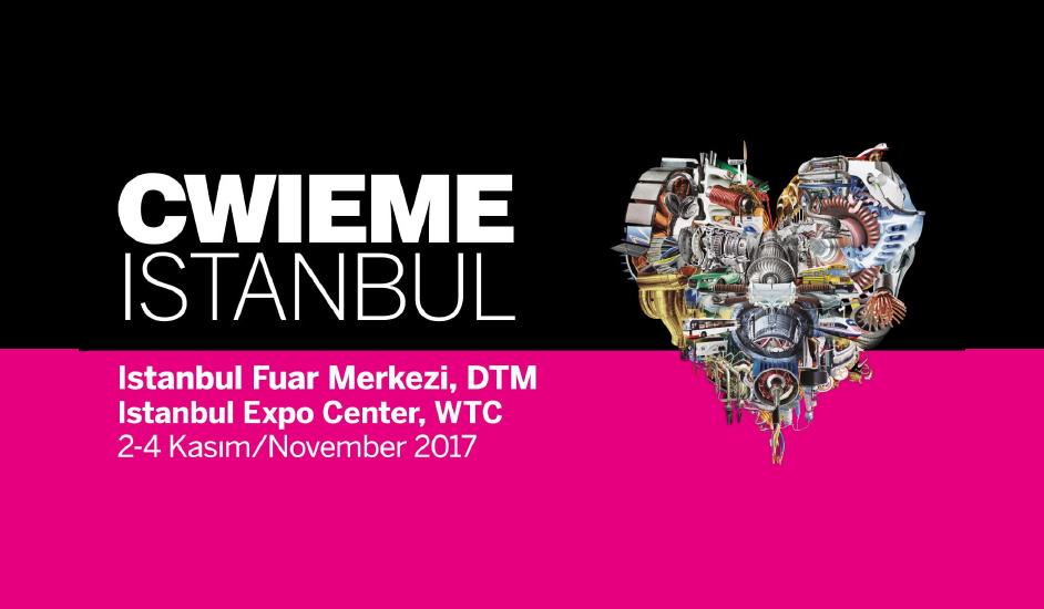 CWIEME İstanbul, kendisini Türkiye'deki iş dünyasına giriş kapısı olarak tanıtıyor.