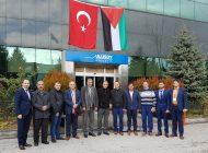 Ulusoy Elektrik ürünleri Filistin'i enerjilendirecek
