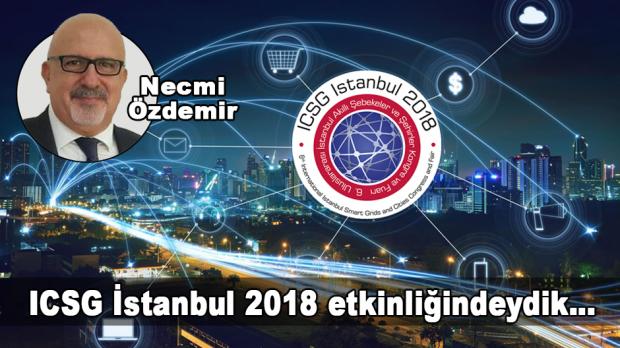 ICSG İstanbul 2018 Kongresinden İzlenimler