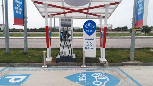 Eşarj ile Türkiye'yi Elektrikli Araç Şarj İstasyonlarıyla Kaplayacak