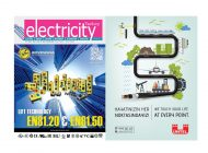 Electricity Turkey Magazine May/ Mayıs 2018