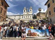 Günsan İş Ortakları ile İtalya'daydı