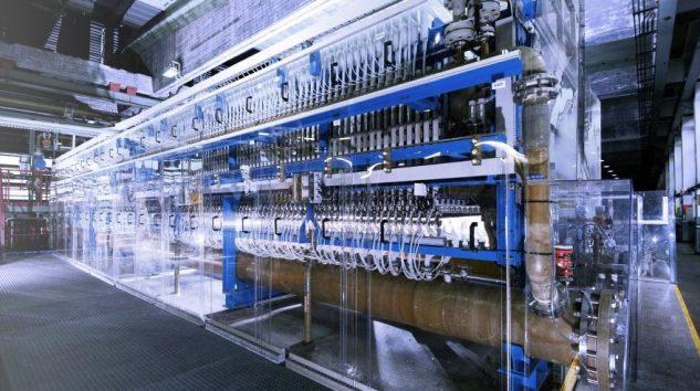 Thyssenkrupp Elektroliz Teknolojisini Geliştiriyor