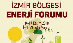 İzmir Bölgesi Enerji Forumu 16-17 Kasım'da Düzenleniyor