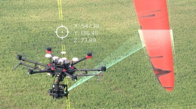 RÜZGAR TÜRBİNLERİNİNBAKIMLARI DRONE İLE YAPILIYOR