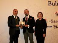 """AHMET SOYLU """"Ankara Sevdalısı"""" ödülüne layık görüldü"""