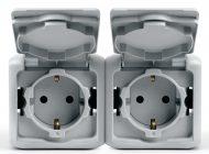Legrand'dan sıva üstü çözümler için Forix IP44