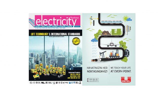Electricty Turkey Magazine Mart-March 2019