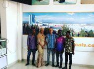 Sigma Elektrik Afrika Ülkelerine Çıkarma Yaptı.