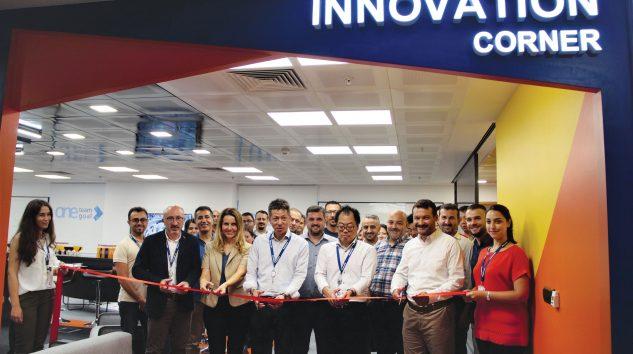 """Panasonic Life Solutions Türkiye  """"INNOVATION CORNER"""" Açılışı Gerçekleştirildi"""
