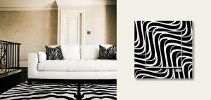 Zıt Renklerin Aşkı, Karre Style'dan Yeni Zebra Tasarımı…
