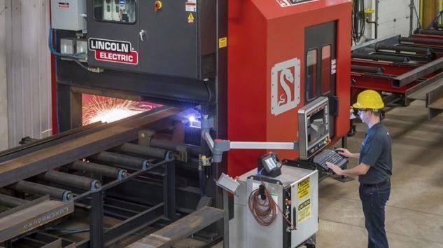 Lincoln Electric Türkiye, PythonX ile çelik ve işçiliği en aza indiriyor!