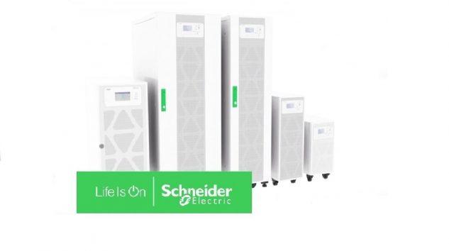Schneider Electric, Easy UPS 3M'yi 200 KVA'a Yükseltiyor