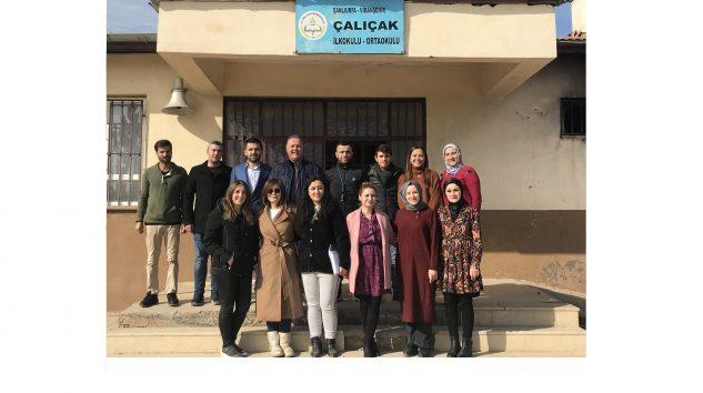Türk Prysmian Kablo'dan  Urfa'da çocukları mutlu eden proje
