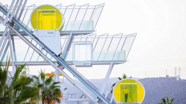 thyssenkrupp, güneş şeklindeki asansör ile Elevator World 2020 ödülünü aldı