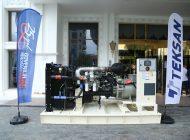 TEKSAN Ford ECOTORQ motorlu jeneratör  serisini pazara sundu