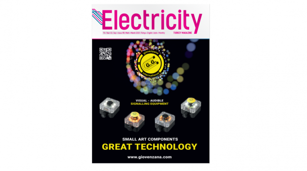 Electricity Turkey Dergisi Mart 2020