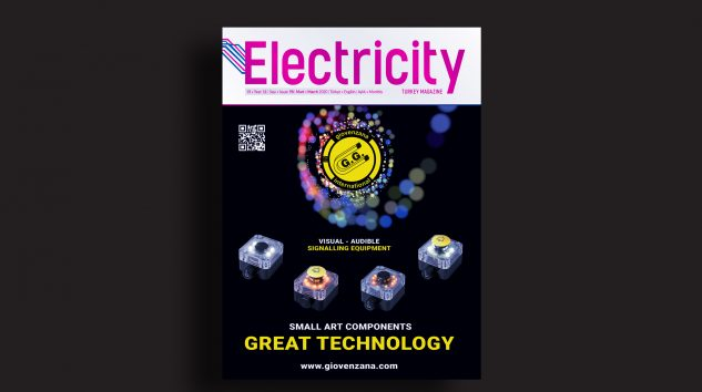 Electricity Turkey Dergisi Mart / March 2020