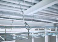 Legrand Elektrikli Muhafaza Uygulamaları İçin Tel Süspansiyon Sistemini