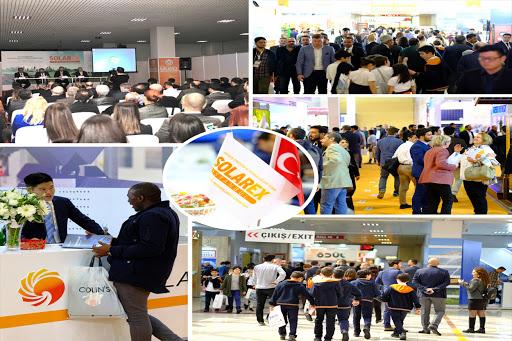 Solarex İstanbul  9 – 11 Temmuz 2020 Tarihine Ertelendi…